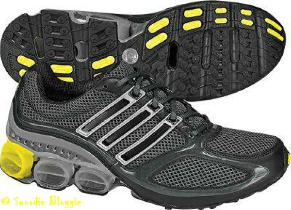 Adidas Mega Bounce 09